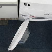 Far LF58PP17W - Angle d'ouverture de la porte