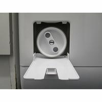 Faure FWQ6412C - Bouchon du filtre de vidange