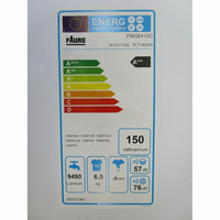 Faure FWQ6412C - Étiquette énergie