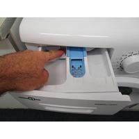 High One (Electro Dépôt) WM805A++WVET - Bouton de retrait du bac à produits