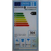 Hoover DMT413AH/1 - Étiquette énergie