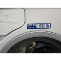 Hotpoint-Ariston AQ113DA697 EU/A Aqualtis - Autocollant service consommateurs