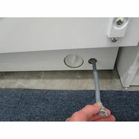 Ikea Renlig 903.127.09 - Tuyau d'évacuation de l'eau résiduelle