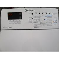 Indesit BTWD61253 - Panneau de commandes