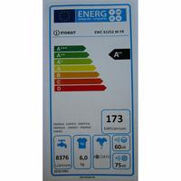 Indesit EWC61252W FR(*32*) - Étiquette énergie