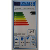 Indesit ITWD 61253 W FR(*42*) - Étiquette énergie