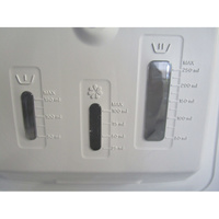 Indesit ITWD C 61252 W - Sérigraphie des compartiments