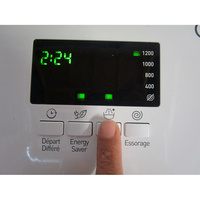 Indesit ITWD C 61252 W - Touches d'option