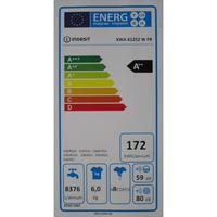 Indesit XWA61252W FR Innex Push & Wash (*23*) - Étiquette énergie
