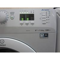 Indesit XWA61252W FR Innex Push & Wash (*23*) - Afficheur et touches d'options