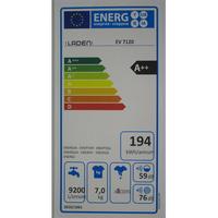 Laden EV7120 - Étiquette énergie