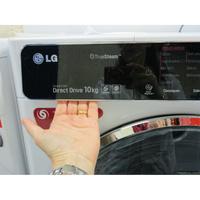 LG F14952WHS - Ouverture du tiroir à détergents