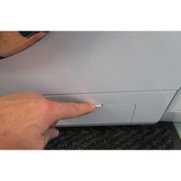LG F74552WH - Ouverture de la trappe du filtre de vidange