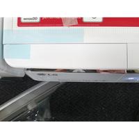 LG F74861WH - Angle d'ouverture de la porte