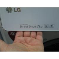 LG F74861WH - Ouverture du tiroir à détergents
