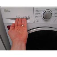 LG F74C41WH(*10*) - Ouverture du tiroir à détergents