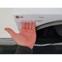 LG F94G1GWHS - Ouverture du tiroir à détergents