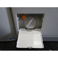 Miele W679 - Bouchon du filtre de vidange