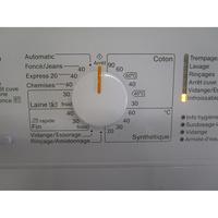 Miele W679 - Sélecteur de programme et température