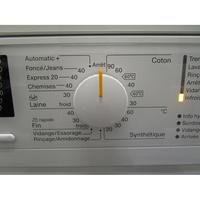 Miele WDA100 - Sélecteur de programme et température