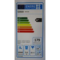 Miele WDA100 - Étiquette énergie