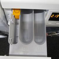 Miele WDA111 - Compartiment spécifique pour assouplissant