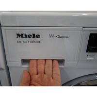 Miele WDA201 WPM - Ouverture du tiroir à détergents