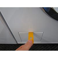 Miele WDA201 WPM - Outil nécessaire pour accéder au filtre de vidange