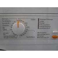 Miele WDA201 WPM - Sélecteur de programme et température