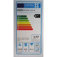 Miele WDD025 - Étiquette énergie