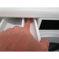 Miele WDD025 - Bouton de retrait du bac à produits