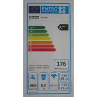 Miele WKB120 - Étiquette énergie