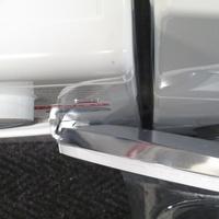 Miele WKF121 - Angle d'ouverture de la porte