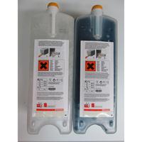 Miele WKG120 W1 ChromeEdition - Flacons des produits lessiviels