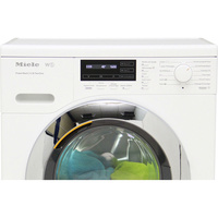 Miele WKH121 WPS W1 ChromeEdition - PowerWash 2.0 & TwinDos
