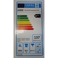 Miele WKH121 WPS W1 ChromeEdition - PowerWash 2.0 & TwinDos - Étiquette énergie
