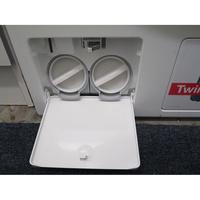 Miele WKH122WPS - Bouchons des filtres de vidange