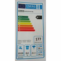 Miele WWD120 - Étiquette énergie