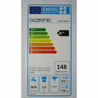 Oceanic (Cdiscount) OCEALL580DD - Étiquette énergie