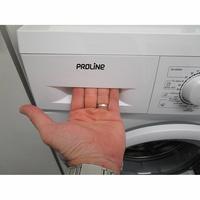 Proline (Darty) FP581WH - Ouverture du tiroir à détergents