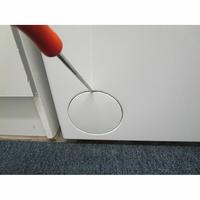 Proline (Darty) PTL5511 - Outil nécessaire pour accéder au filtre de vidange