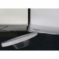 Proline FP 610 W - Angle d'ouverture de la porte