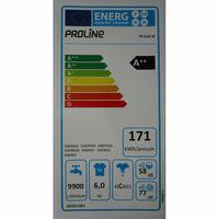 Proline FP 610 W - Étiquette énergie
