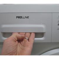 Proline FP126 - Ouverture du tiroir à détergents