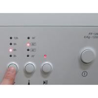 Proline FP126 - Panneau de commandes
