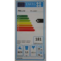 Proline (Darty) PTL1155-F - Étiquette énergie