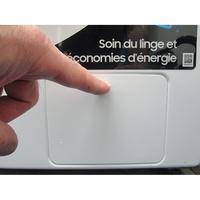 Samsung QuickDrive WW80M645OCW(*10*) - Ouverture de la trappe du filtre de vidange