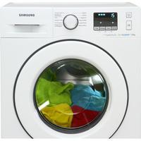 Samsung WF70F5E0W4W EcoBubble(*1*) - Vue principale