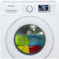 Samsung WF70F5E5W4W EcoBubble(*1*) - Vue principale
