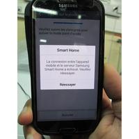 Samsung WW10H9400EW Crystal Blue WW9000 - Appli des commandes via un smartphone